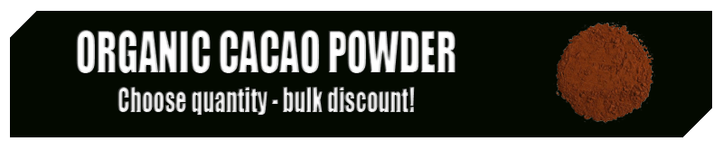 Buy Peruvian Cacao powder!
